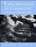 Explorations in Chemistry: A Manual for Discovery
