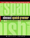 Advanced Spanish Grammar: A Self-Teaching Guide (Self-Teaching Guide Series) Cover