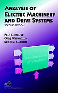 Analysis of Electric Machinery & Drive Systems