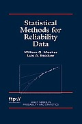 Statistical Methods for Reliability Data (Wiley Series in Probability & Mathematical Statistics)