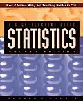 Statistics: A Self-Teaching Guide