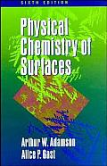 Physical Chemistry Of Surfaces 6th Edition