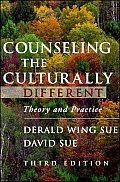 Counseling the Culturally Different 3RD Edition
