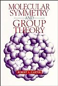 Molecular Symmetry and Group Theory (98 Edition) Cover