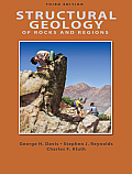 Structural Geology Of Rocks & Regions