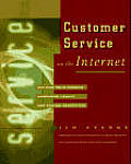 Customer service on the Internet :building relationships, increasing loyalty and staying competitive