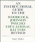 Instructional Guide To The Woodcock J