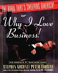 The Book That's Sweeping America! or Why I Love Business