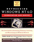 Networking Windows NT 4.0: Workstation and Server