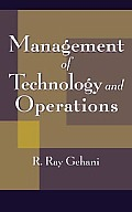Management Of Technology & Operations