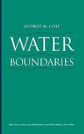 Water Boundaries (Surveying & Boundary Control)