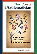 You Are A Mathematician A Wise & Witty Introduction to the Joy of Numbers