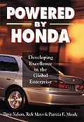 Powered By Honda Developing Excellence