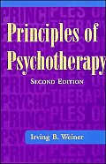 Principles Of Psychotherapy 2nd Edition
