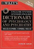 Wileys English Spanish Spanish English Dictionary of Psychology & Psychiatry