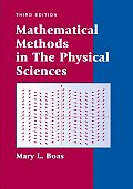 Mathematical Methods in the Physical 3RD Edition