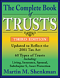 Complete Book of Trusts 3RD Edition