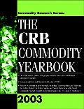 CRB Commodity Yearbk 2002