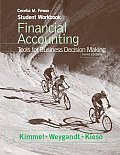 Student Workbook to Accompany Financial Accounting, 3rd Edition