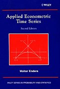 Applied Econometric Time Series (Wiley Series in Probability and Mathematical Statistics)