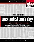 Quick Medical Terminology a Self Tea 4TH Edition