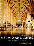 Heating Cooling Lighting Design Methods