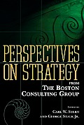 Perspectives On Strategy From The Bost