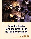 Introduction To Management in the Hospitality Industry (6TH 99 - Old Edition)