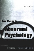 case study abnormal psychology Get this from a library case studies in abnormal psychology [ethan e gorenstein ronald j comer].
