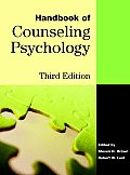 Handbook of Counseling Psychology
