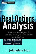 Real Options Analysis Tools & Technique
