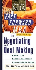 Fast Forward Mba In Negotiating & Deal M
