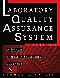 The Laboratory Quality Assurance...