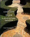 From Concept to Form: In Landscape Design