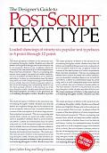 Designers Guide To Postscript Text Type