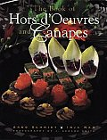 Book Of Hors Doeuvres & Canapes