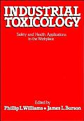 Industrial Toxicology