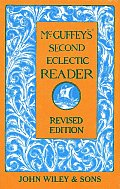 McGuffey's. Second Eclectic Reader Cover