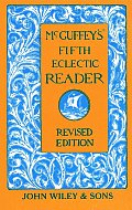 McGuffey's. Fifth Eclectic Reader Cover