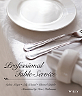 Professional Table Service (91 Edition)