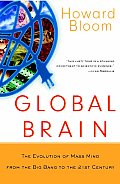 Global Brain: The Evolution of Mass Mind from the Big Bang to the 21st Century Cover