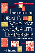 Implementing Juran's Road Map for Quality Leadership: Benchmarks and Results