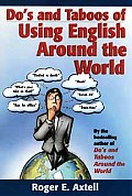 Dos & Taboos of Using English Around the World