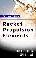 Rocket Propulsion Elements 7TH Edition