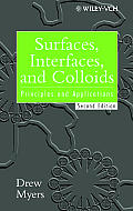 Surfaces, Interfaces, and Colloids: Principles and Applications