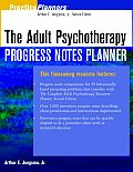 Adult Psychotherapy Progress Notes Plann