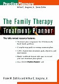 Family Therapy Treatment Planner