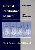 Internal Combustion Engines : Applied Thermosciences (2ND 01 - Old Edition)