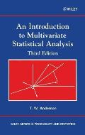 Introduction To Multivariate Statistical An 3rd Edition
