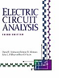 Electric Circuit Analysis / With Spice Reference Guide (3RD 99 Edition)